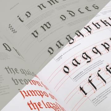 Manuels pour la calligraphie
